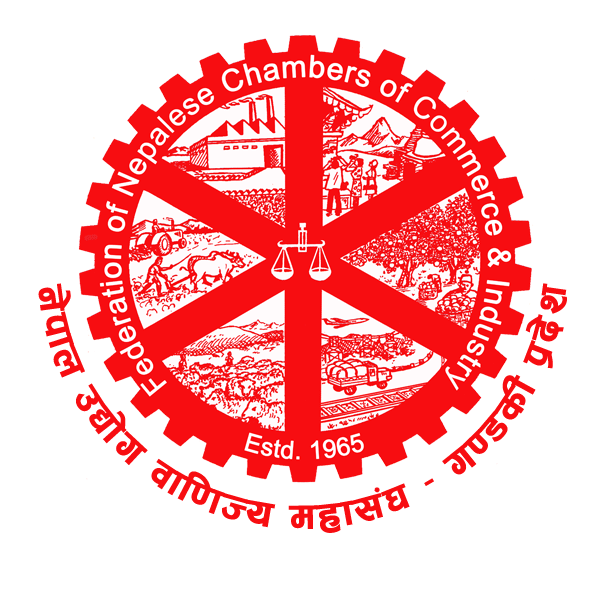 FNCCI Province 4 Logo